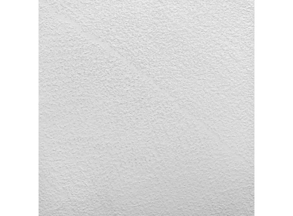 Brodzik z żywicy imitującej beton 140x90 Modern Design - Cupio