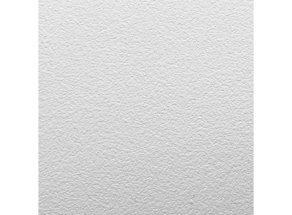 Brodzik z żywicy biały aksamitny 100x70 z pokrywą odpływu - Estimo