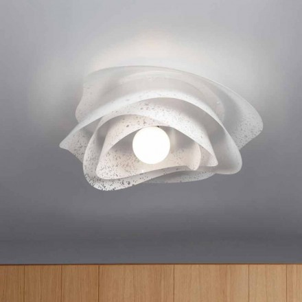 Lampa sufitowa design śred. 55 cm Adalia, made in Italy