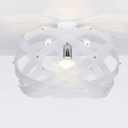 Lampa sufitowa z metakrylanu spectrall, śred. 40 cm Vanna