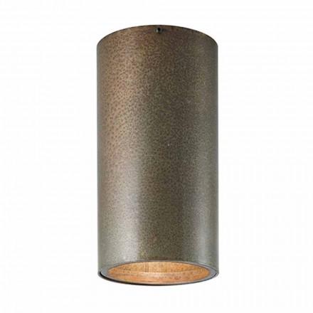 Lampa sufitowa z mosiądzu lub żelaza Girasoli Il Fanale