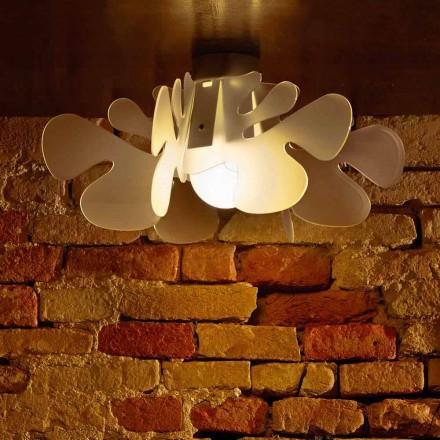Lampa sufitowa design z metakrylanu 53x53 cm Debora