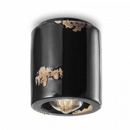Lampa sufitowa ceramiczna Laurie od Ferroluce
