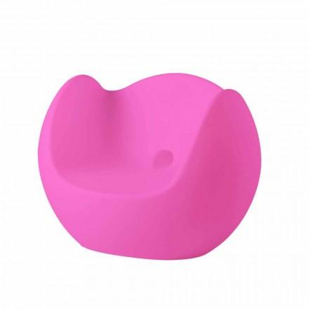 Fotel podświetlany Slide Blos, nowoczesny design