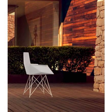 Fotel ogrodowy Moder z kolekcji Faz firmy Vondom, projektant Ramòn Esteve