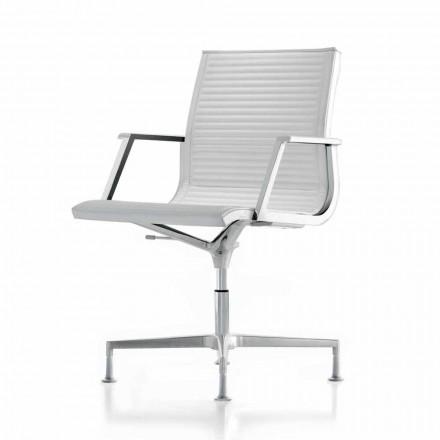 Fotel biurowy ergonomiczny Nulite od Luxy