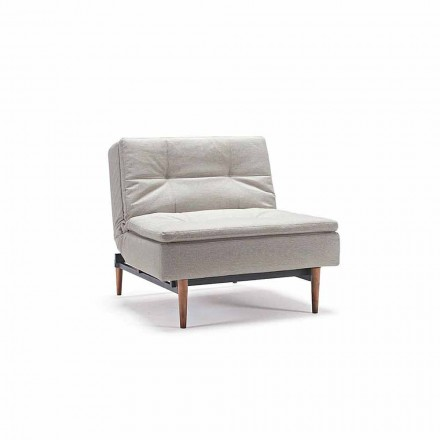 Fotel rozkładany regulowany w 3 pozycjach, Dublexo od Innovation