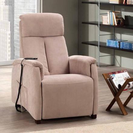 Fotel relax 1 silnik model Via Venezia