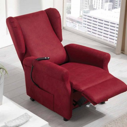 Fotel rozkładany, dwusilnikowy, Via Verona