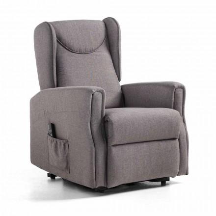 Relax Lift Reclining Lift Chair z 2 silnikami, wysokiej jakości - Nathalie