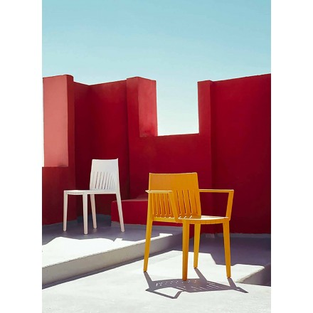 Fotel Spritz z kolekcji Vondom, polipropylen z włóknem szklanym