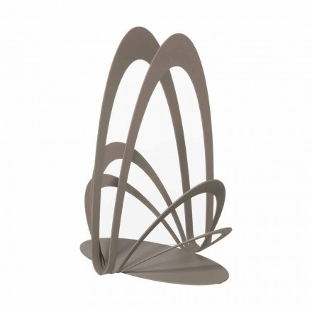 Design Iron Holder Cup Handcrafted, Made in Italy - Futti