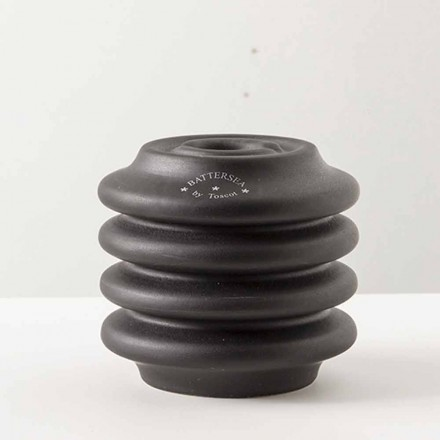 Świecznik z gliny szkliwionej, H 95cm, Candelsea - Toscot