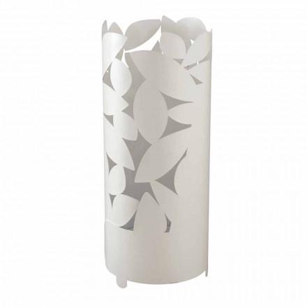 Zaprojektuj stojak na parasole z sylwetkami żelaznych liści Made in Italy - Piumotto