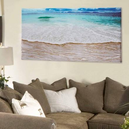 Obraz na ścianę nowoczesny Beach by Viadurini Decor