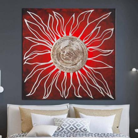 Obraz na ścianę abstrakcyjny Merano by Viadurini Decor
