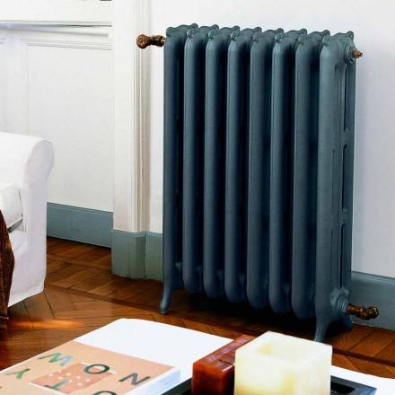 Retro 3-kolumnowy żeliwny radiator hydrauliczny Tiffany firmy Scirocco H