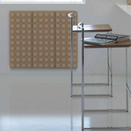 Grzejnik lego elektryczny design Brick by Scirocco H