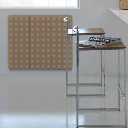 Grzejnik lego hydrauliczny design Brick by Scirocco H