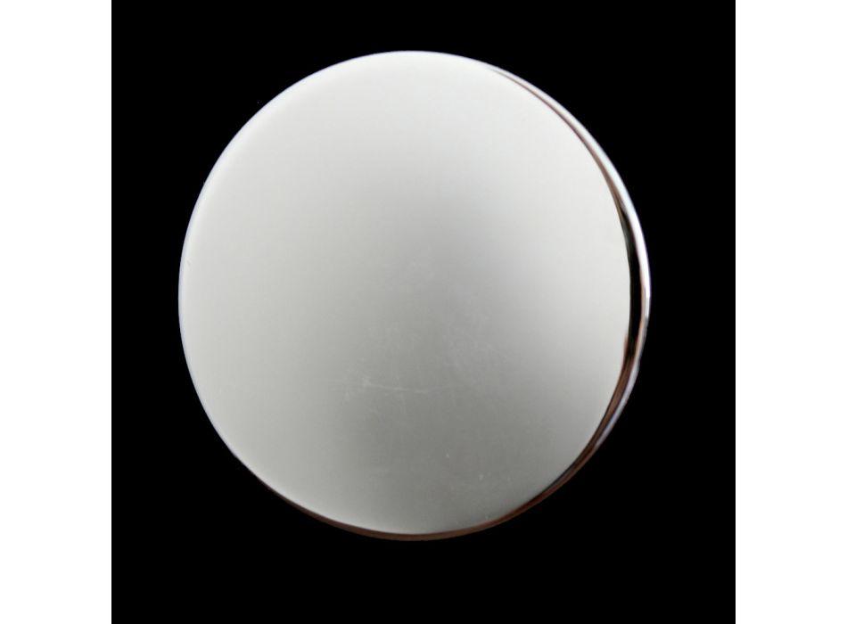 3-otworowa bateria bidetowa dostawa wewnętrzna z mosiądzu ręcznie robiona - Fioretta