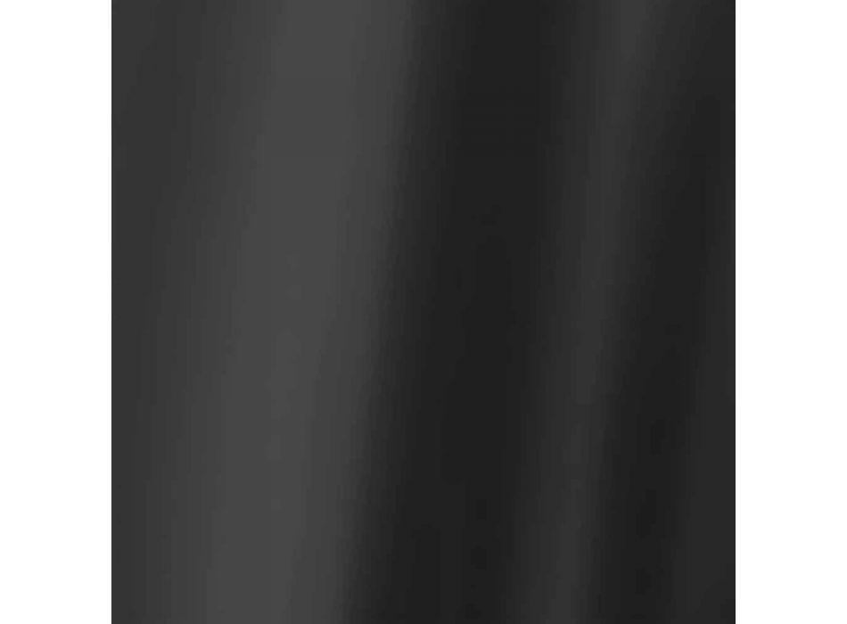 Nowoczesna bateria umywalkowa o wysokości 8 cm z metalu bez odpływu - Pinto