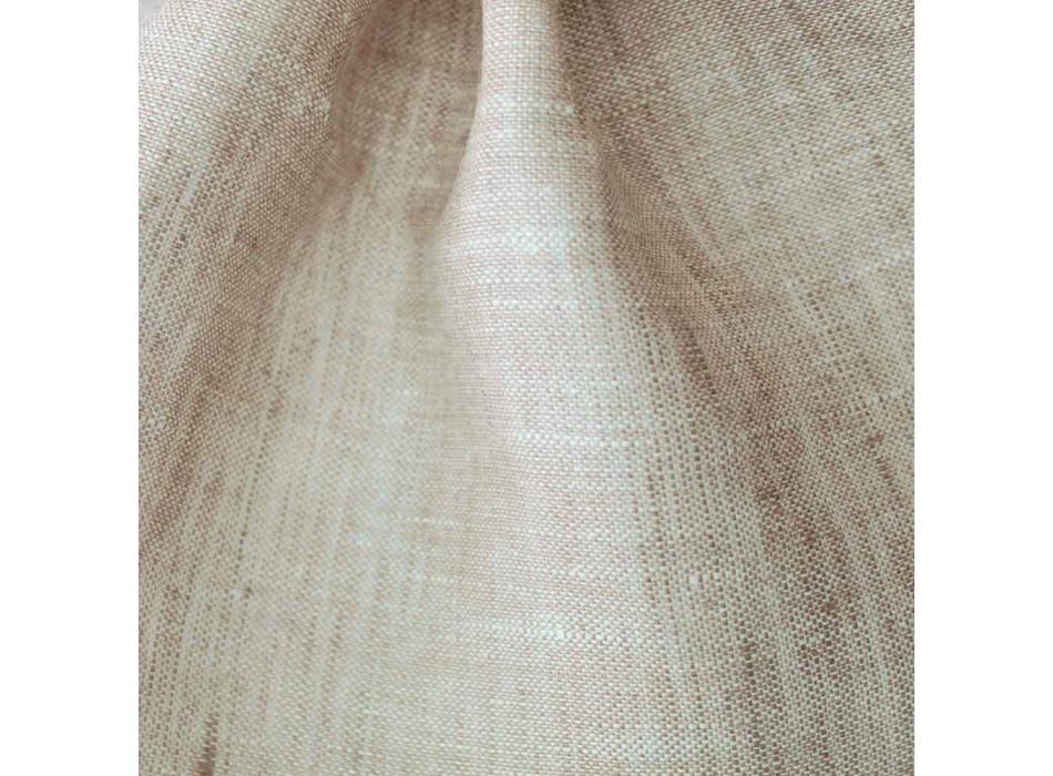 Bieżnik z naturalnego lnu 50x150 cm Made in Italy - Blessy
