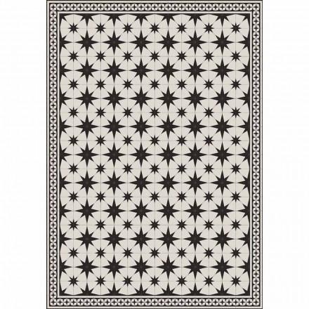 Zaprojektuj bieżnik na stół z PCV i poliestru w prostokątne wzory - Osturio