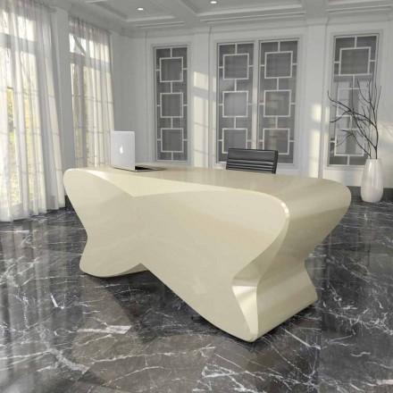 Nowoczesne biurko wykonane we Włoszech, Popoli