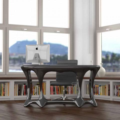 Nowoczesne biuro projektowe desk Batllò made in Italy
