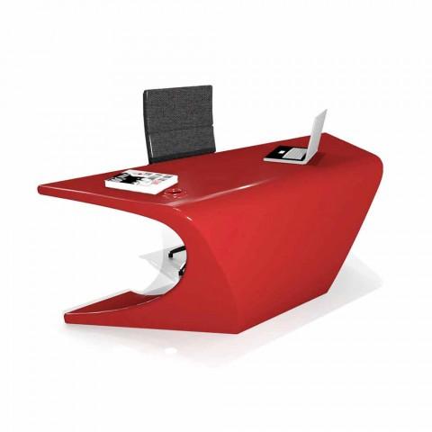 Nowoczesne biurko produkowane we Włoszech, Cerami