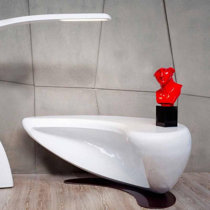Biuro Nowoczesny Boomerang biuro projektowe wykonane we Włoszech