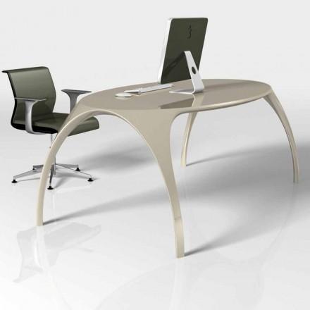 Nowoczesne biurko wykonane we Włoszech, Pomposa