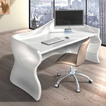 Współczesna biurko Urząd Welon, wykonane we Włoszech
