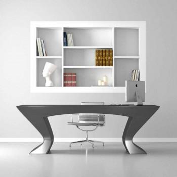Biuro na nowoczesne biura projektowego Nefertiti made in Italy