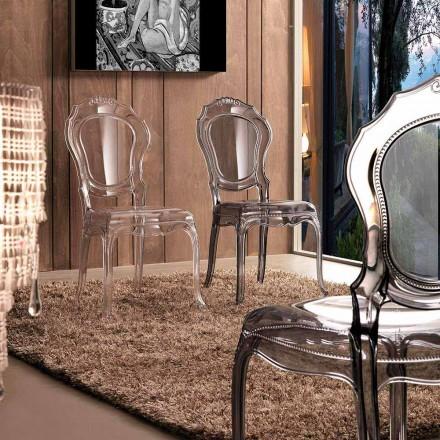 Klasyczne krzesło Janis