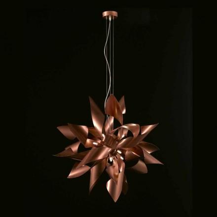 Selene Ginger lampa wisząca z metalu śred. 80 x wys. 200 cm