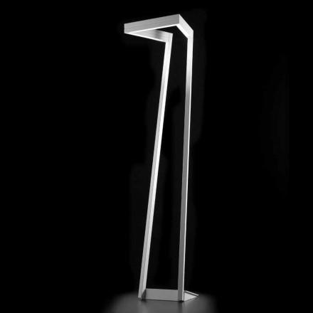 Selene My Way lampa podłogowa LED biała 40x40x180cm