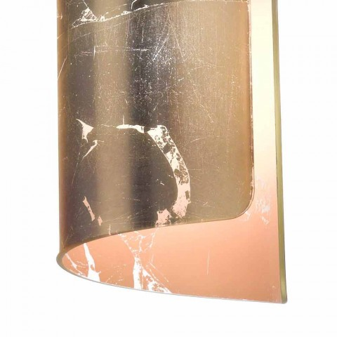 Selene Papirus nowoczesne lampy kryształ zawieszka Ø15 H 125cm