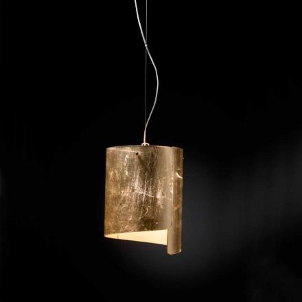 Selene Papiro lampa wisząca nowoczesna śred. 26 x wys. 125 cm