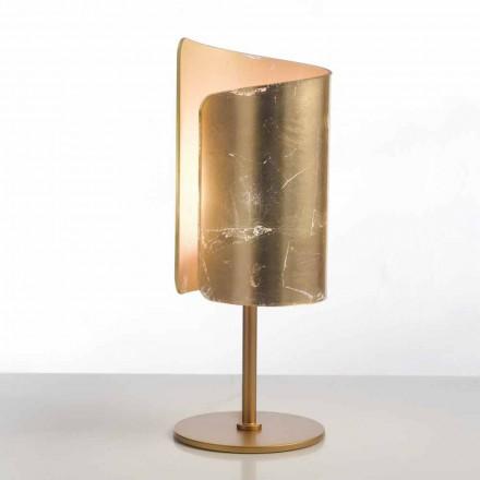 Selene Papiro lampa stołowa design śred. 15 x wys. 38 cm