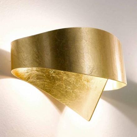 Lampa ścienna Selene Scudo 29x15x16 cm made in Italy