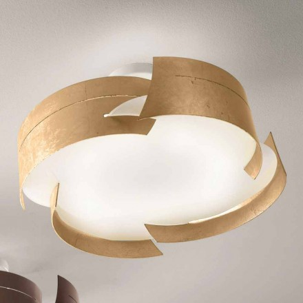 Selene Vultur lampa sufitowa design śred. 59,5 x wys 25 cm