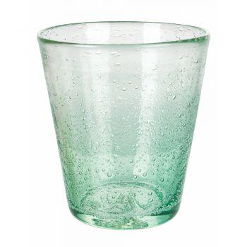 12-częściowy serwis szklanek do wody z dmuchanego szkła - Jukatan