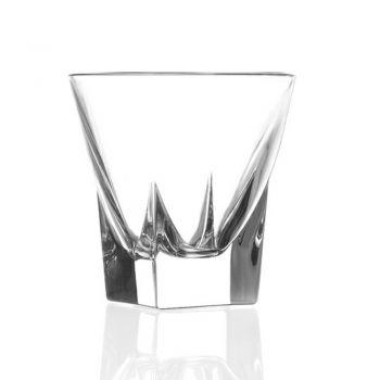 12 szt. Eco Colored Crystal Liqueur Glasses Service - Amalgam