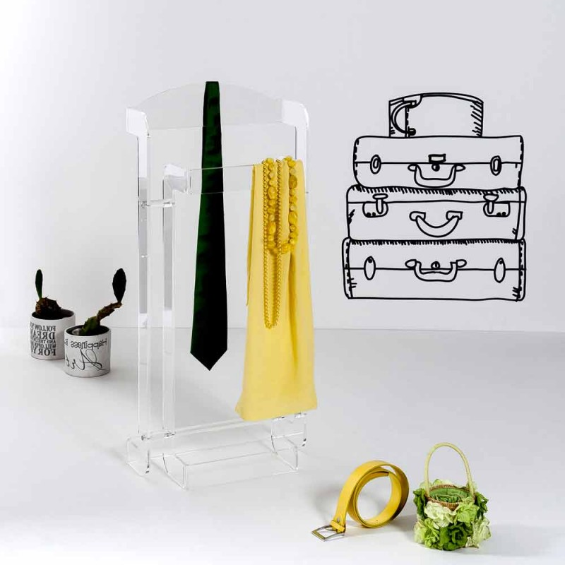 Cenny nowoczesny design w przezroczystym pleksi Mose, wyprodukowany we Włoszech