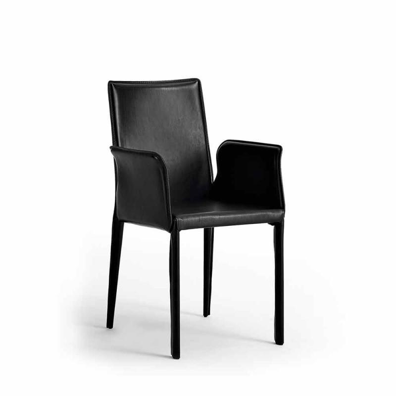 2 września skórzane krzesła projekt Jolie
