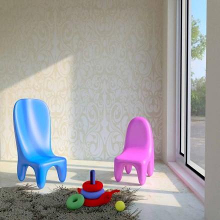 Zestaw 2 krzesła dla dzieci Loriblsnche Made in Italy