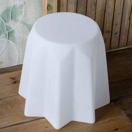 Nowoczesny design Kolorowy stołek w kształcie Pandoro firmy Slide - Pandoro