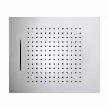 Bossini Deszczownica z światłem LED z 2 strumieniami design - Dream