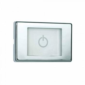 Nowoczesne cztery Funkcja prysznicowa głowica prysznicowa z LED świeci Sen